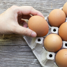¡Échale huevos!
