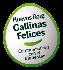 Huevos Roig - Gallinas Felices